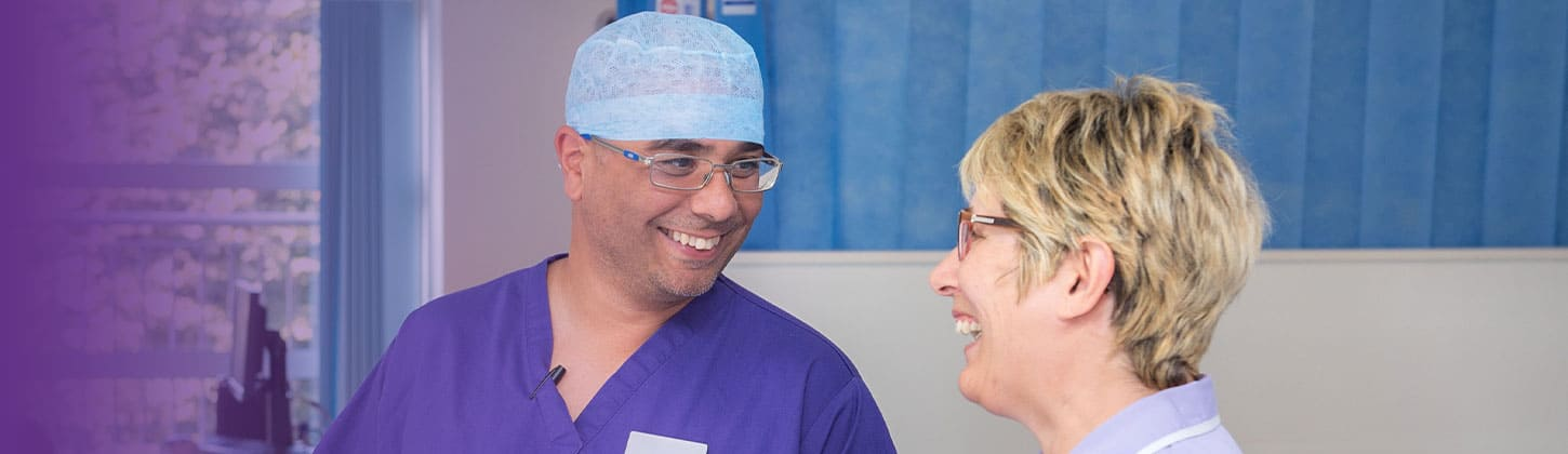 A day in the life of an outpatient nurse at Devizes Surgical Centre