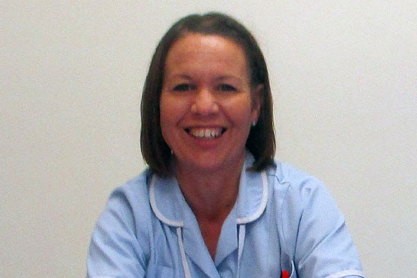 Chris Hawkeswood: Health Care Assistant (HCA), HMP Hewell